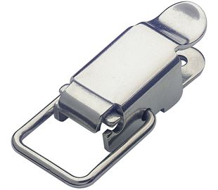 Non-Adjustable Toggle Latch Light Duty Stainless Steel (Natural)