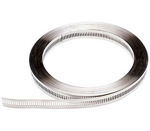 Multi-Torque Strip 30 Metre Roll Stainless Steel (Natural)